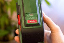 Bosch PCL 20 Linienlaser Praxistest - Handhabung